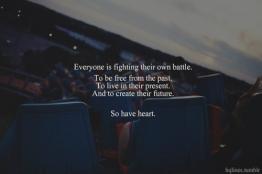 SOAR Fighting Own Battle
