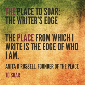 Writers Edge Of Who I am