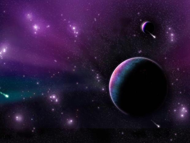 Digital Art - Universe wallpapers 048